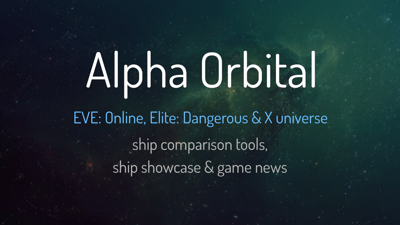 Elite: Dangerous - Ship list - Alpha Orbital