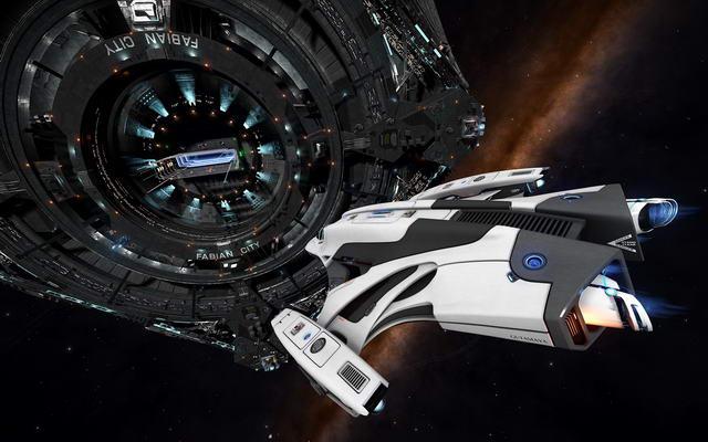 Elite Ships