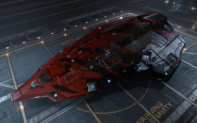 Alliance Chieftain - Elite: Dangerous - Alpha Orbital