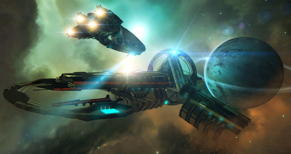 Starpoint Gemini Warlords coming to Steam Early Access