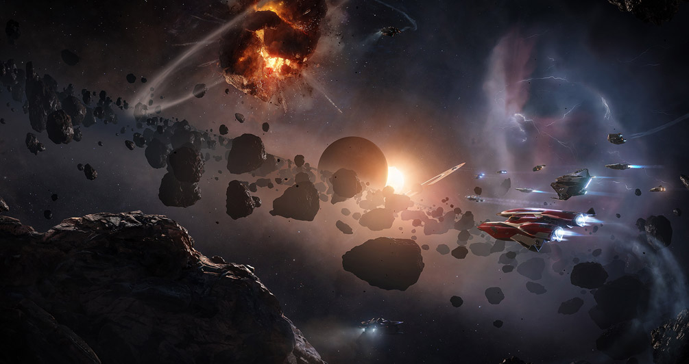 Elite Dangerous: Beyond – Chapter Four is live