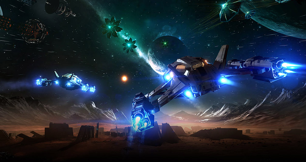 New info on the upcoming 3.2 patch for Elite Dangerous