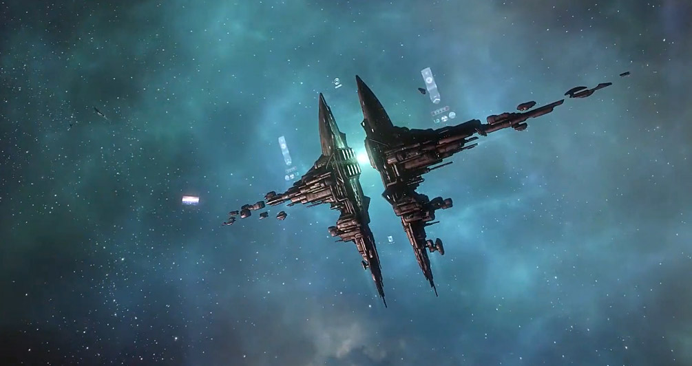Children of Light - EVE Online mystery spotted once again