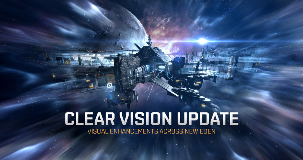 Clear vision update is now live