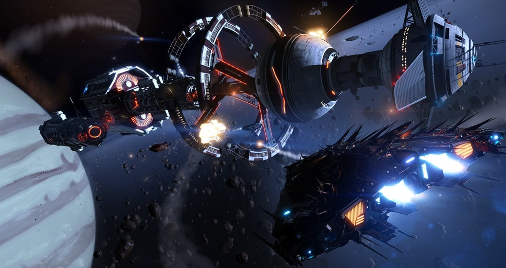 Frontier gives us a first look at squadrons