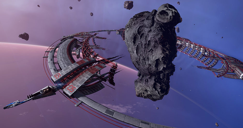 Explore the Terran homeworld in Cradle of Humanity - Released now!