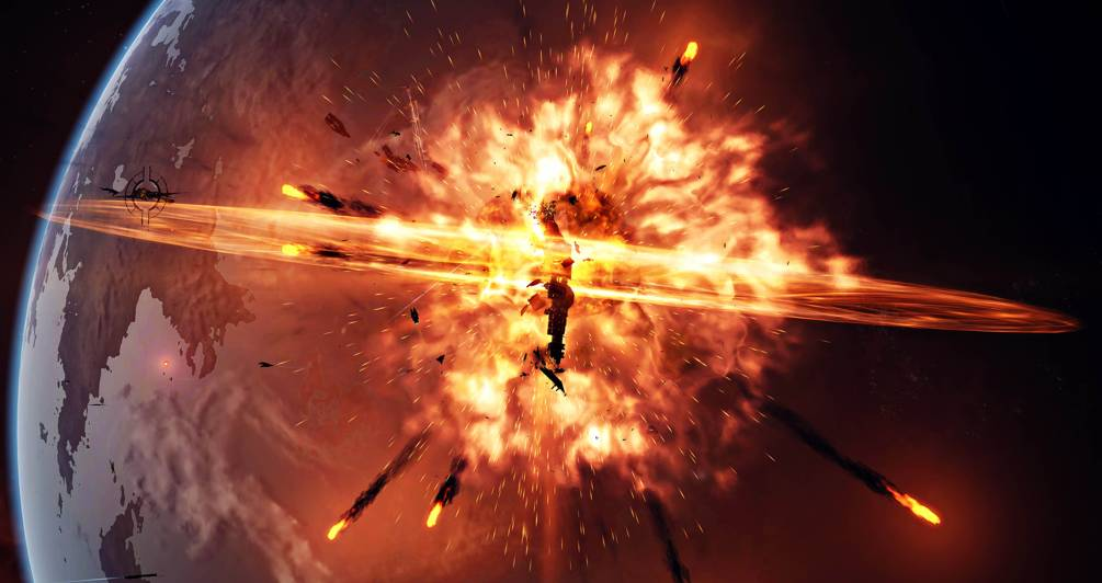 Are dreadnought orbital attacks in Tanoo and Girani-Fa the start of a new story arc in EVE?