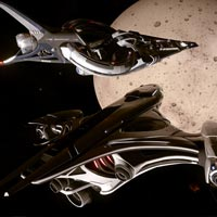 Elite: Dangerous lore tour by Drew Wagar