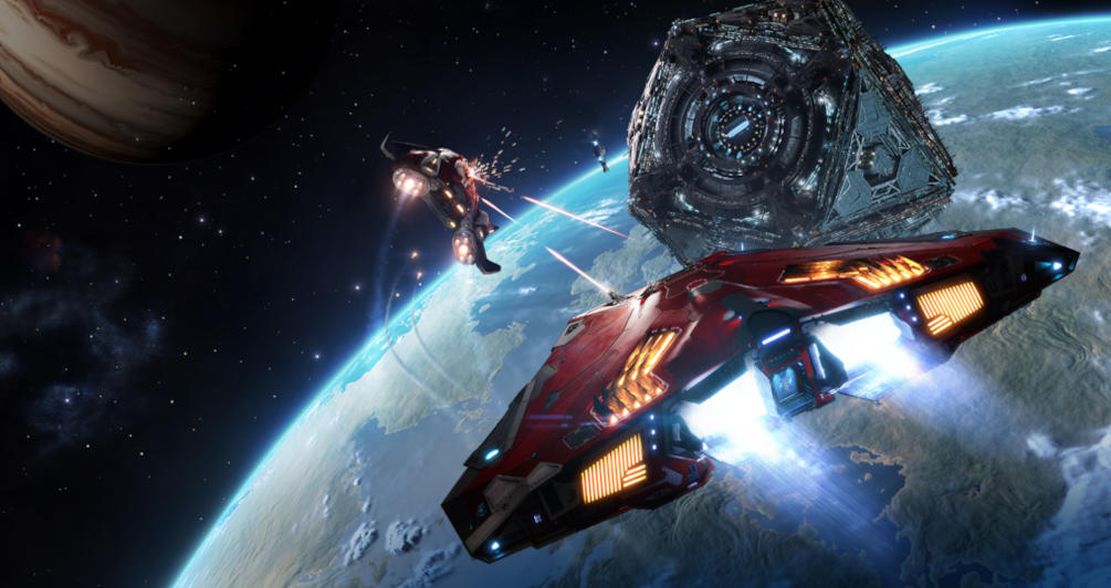 Odyssey Starport tour and Alpha roadmap reveal