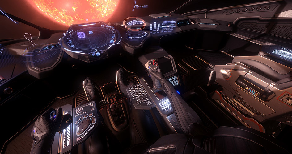 New trailer for Elite Dangerous and a glimpse of multicrew!