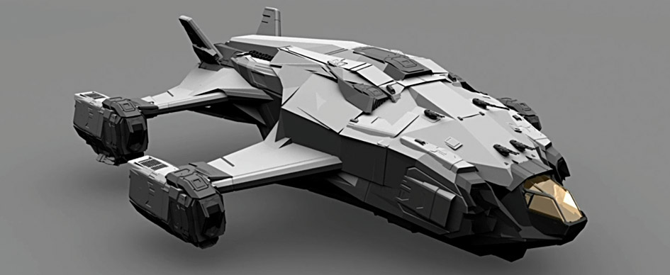 Elite Dangerous Chieftain