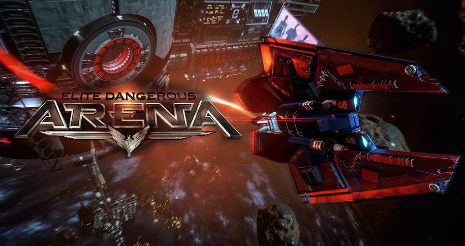 Try out Elite: Dangerous - Arena for free