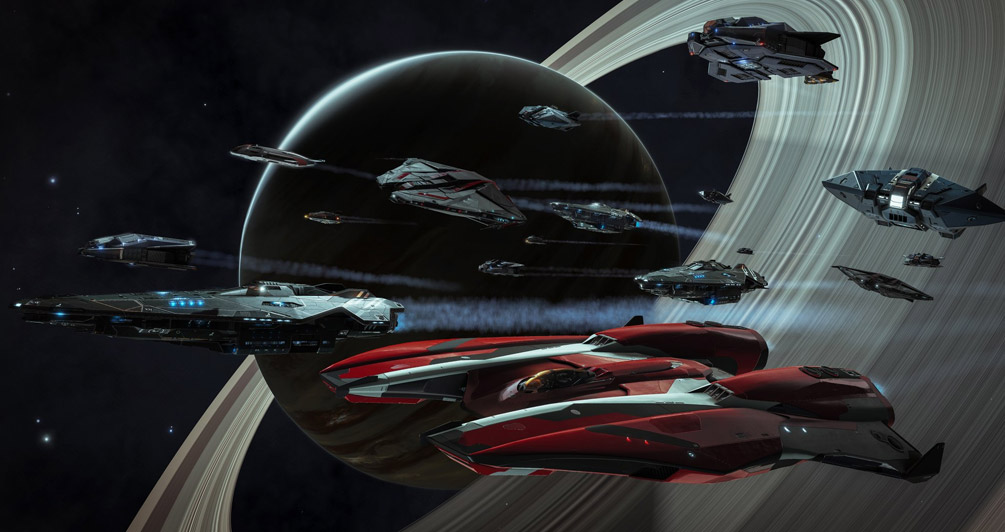 Beyond Chapter four – Beta 3 brings new ships to the galaxy