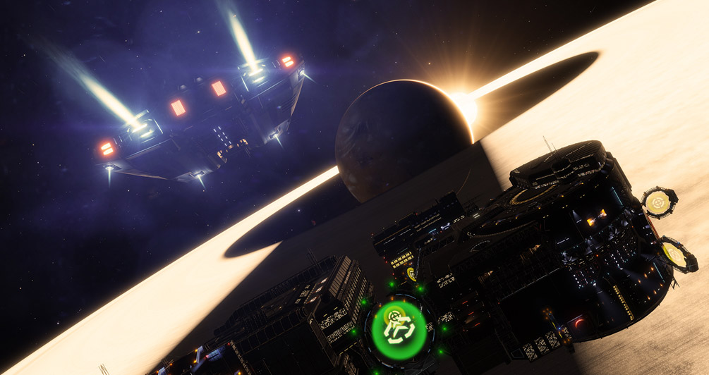 Elite Dangerous September update released