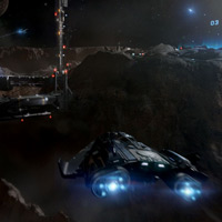 Elite Newsletter 117 gives us a peak at new planetary bases