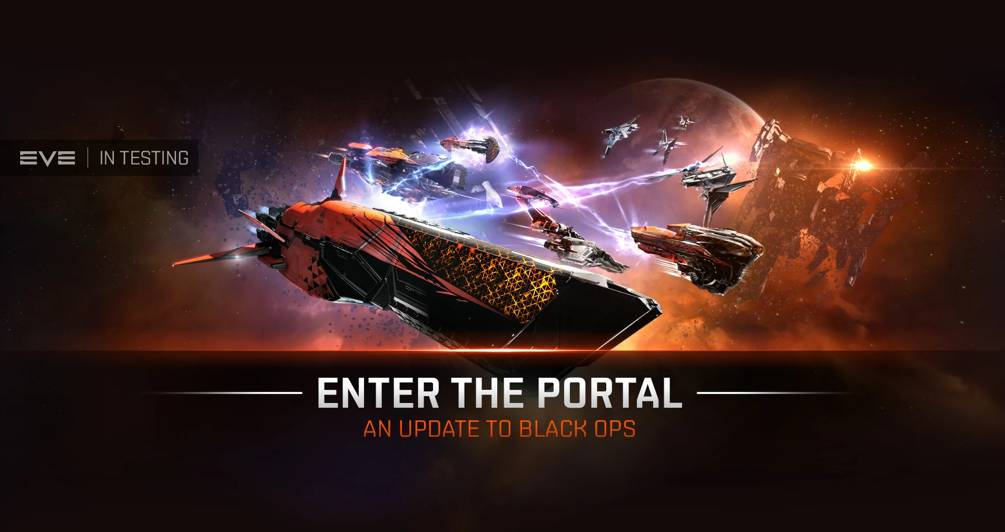 Enter the Portal - Upcoming changes to Black Ops ships