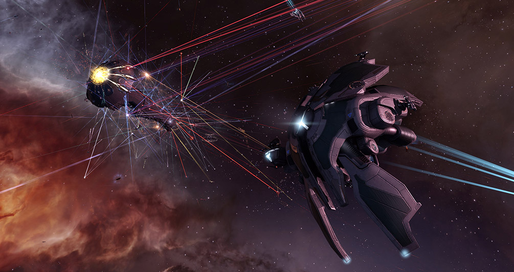 Empires at war while Equilibrium of Mankind deploys a capital fleet to Kahah