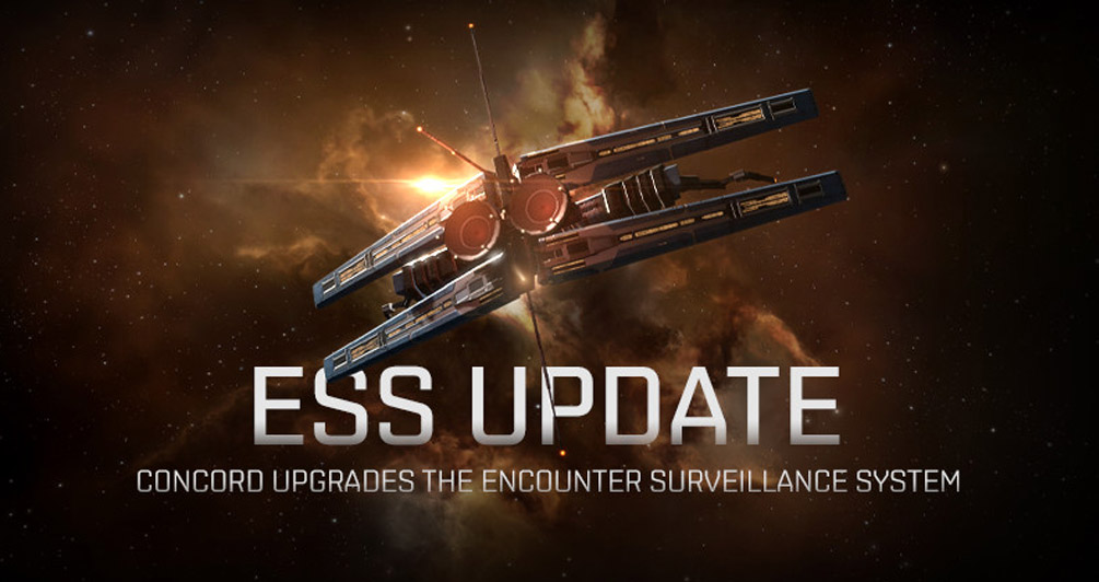 Encounter surveillance system update
