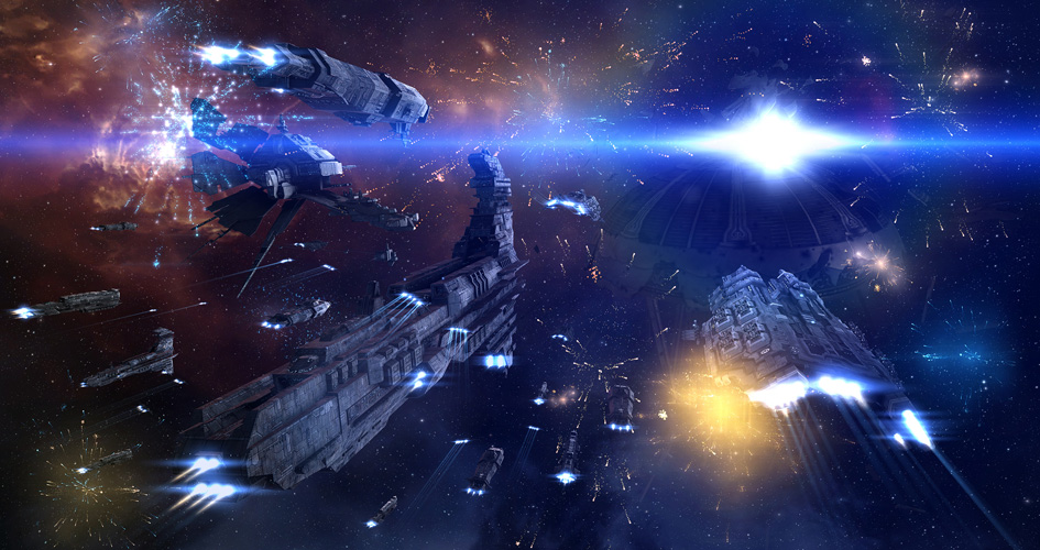 EVE Online is celebrating the 14th anniversary