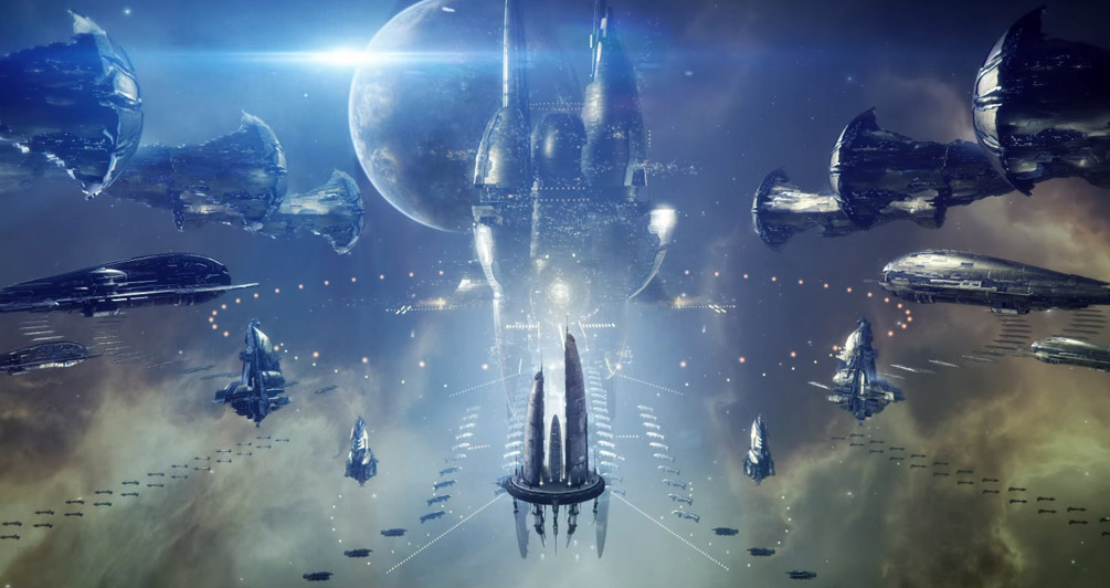 Celebrating 15 Years of EVE Online