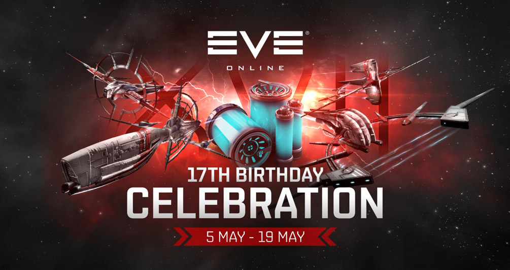 EVE's 17th birthay celebration features a special ingame event