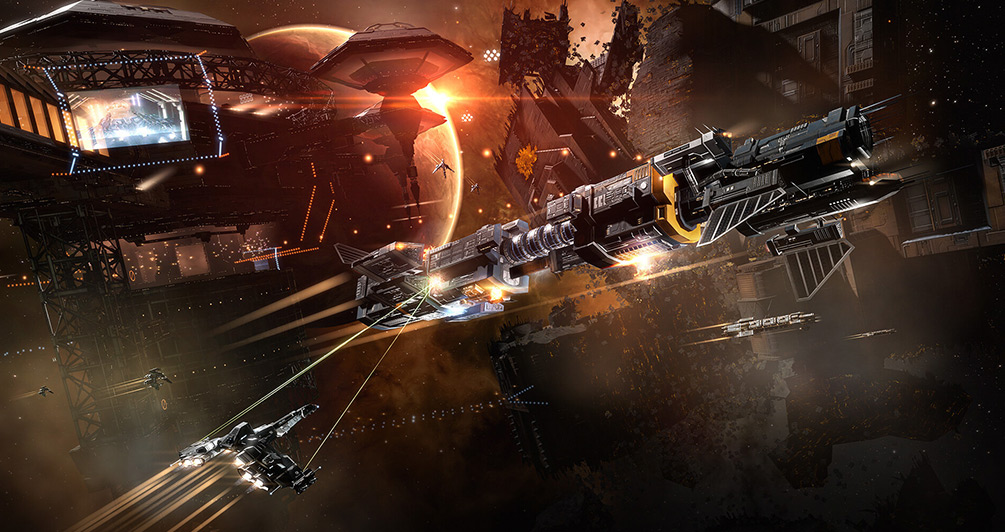 EVE: Online – June release deployment information