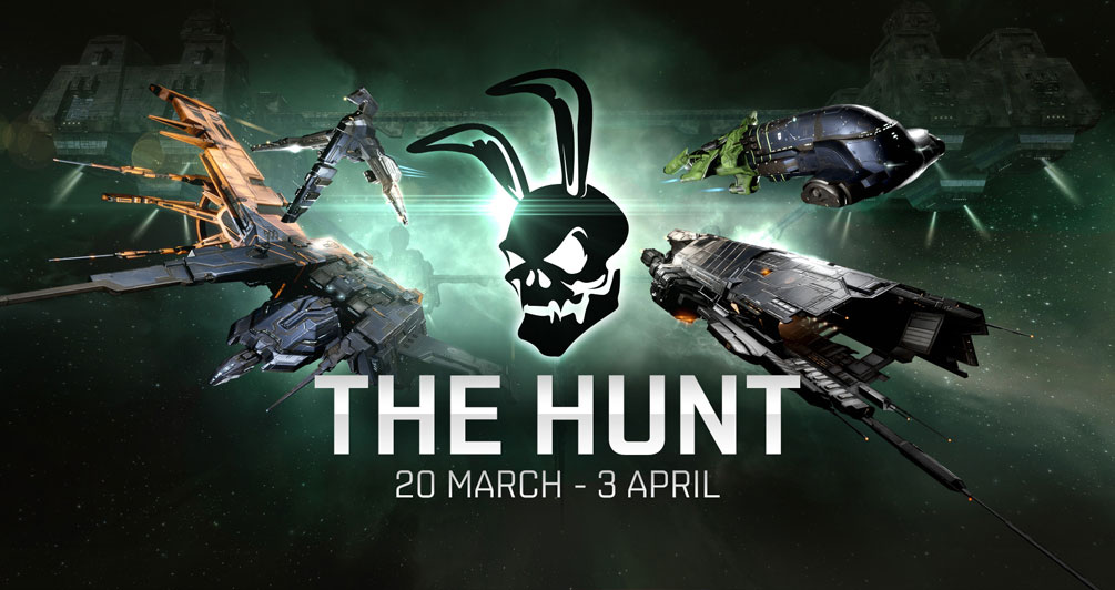 The Hunt starts in New Eden with the March update