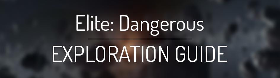 Elite Dangerous exploration guide