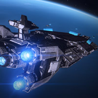Frontier reveals Fleet Carriers at Gamescom