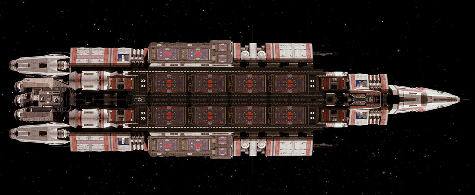 Fleet Carrier variant