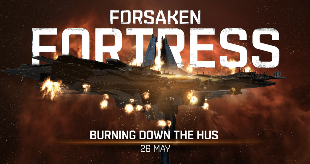 Cleaning New Eden with the Forsaken Fortress update