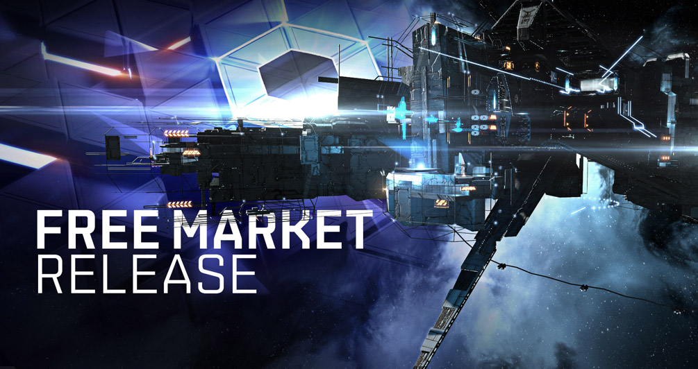 The Free Market release is live