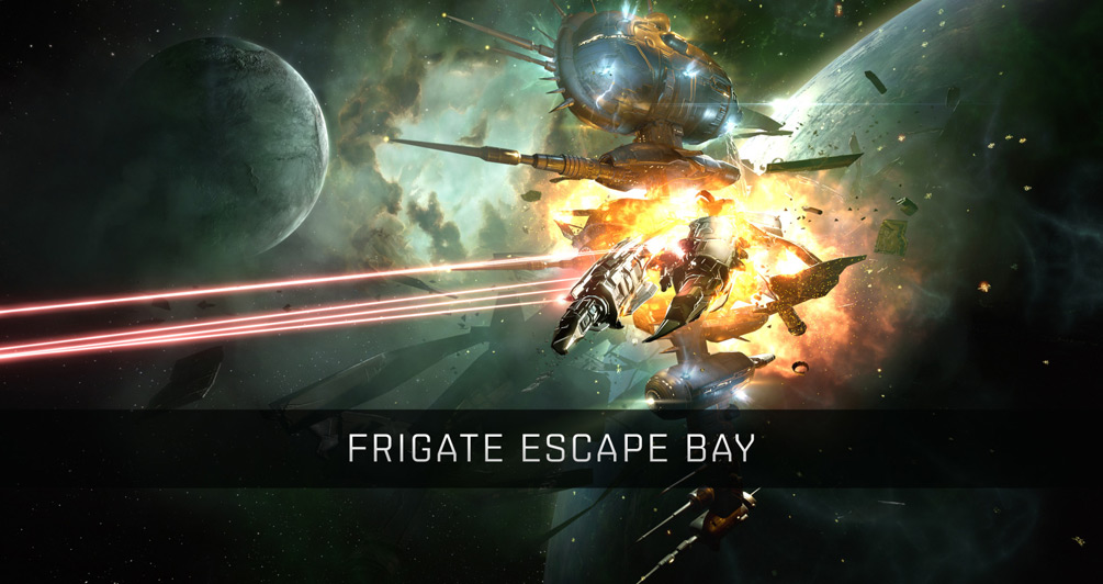 CCP introduces frigate escape bays