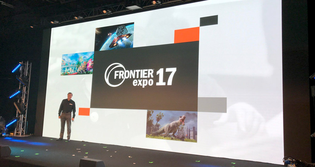Frontier Expo 2017 and the state of Elite Dangerous