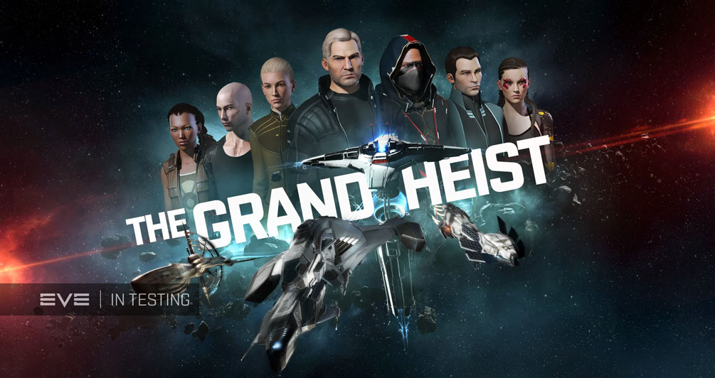 The great heist - ISK race for trillions begins