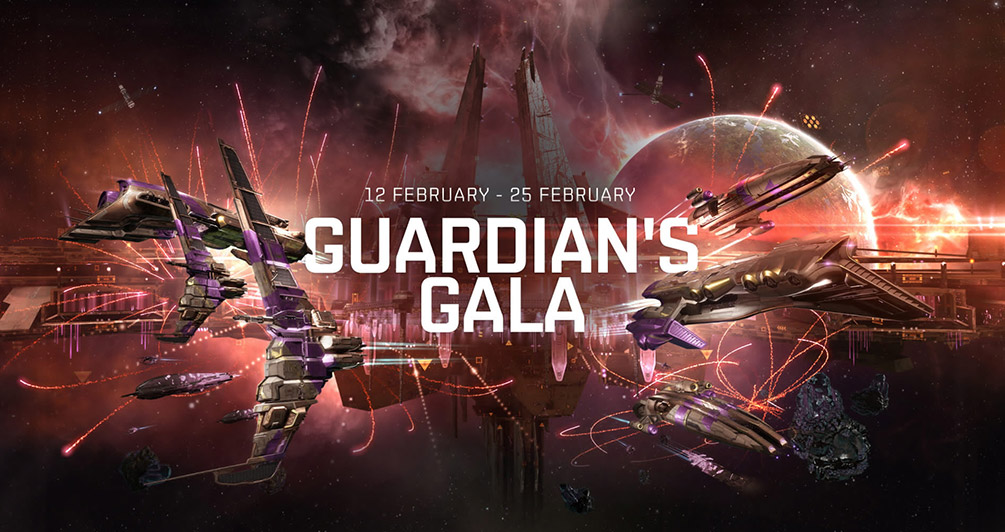 Crash the Angel Cartel party in the upcoming Guardian's Gala!