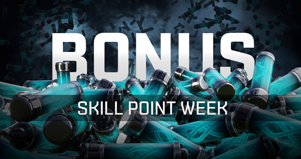 More free skillpoints up for grabs!