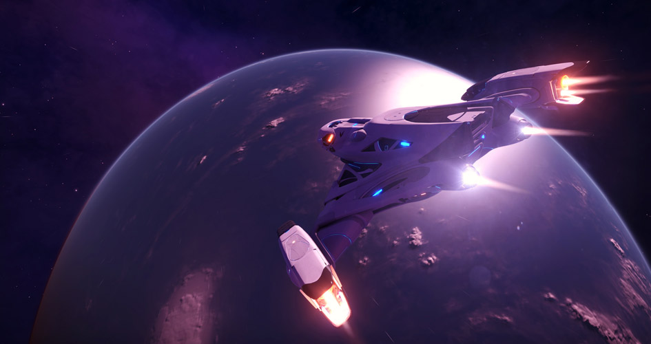 Patch 2.1.05 for Elite: Dangerous is live