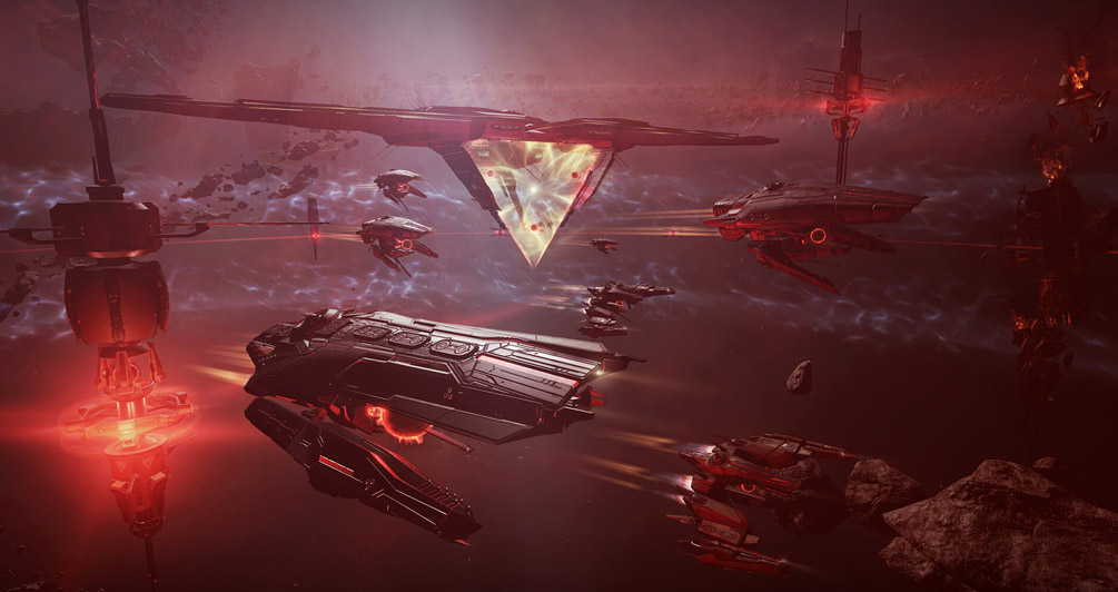 EVE Online: Invasion deployment information & trailer