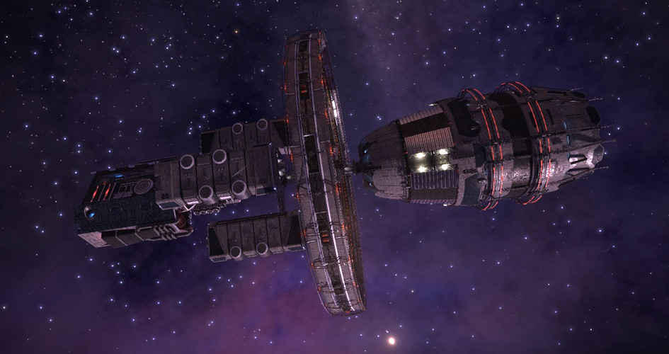 Jaques Station found!