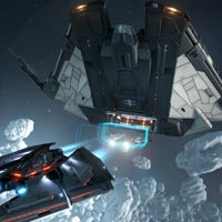 Elite: Dangerous - Chapter Two trailer features the Krait