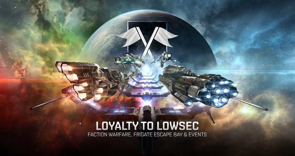 Lowsec overhaul landing on March 24th!