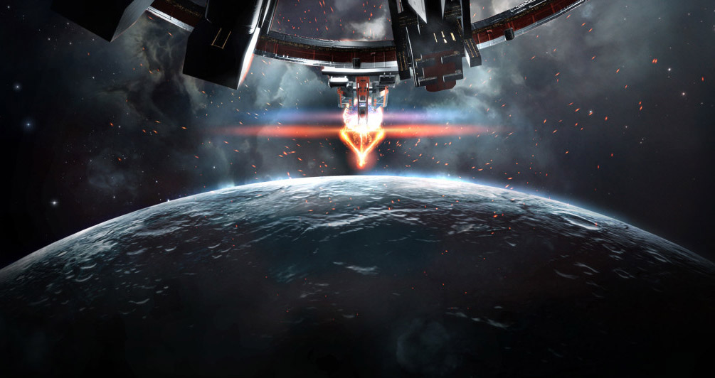 EVE Online: Lifeblood feature tour trailer