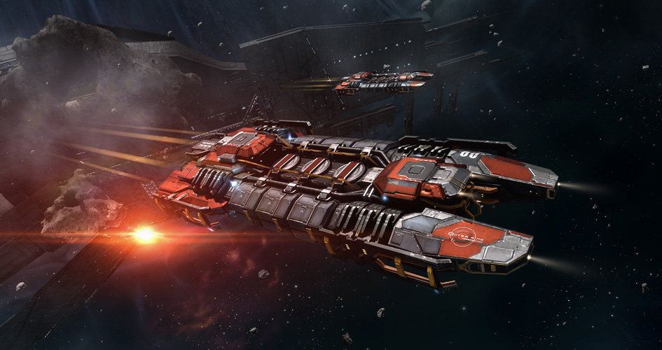 New discounted SKINs for mining ships available