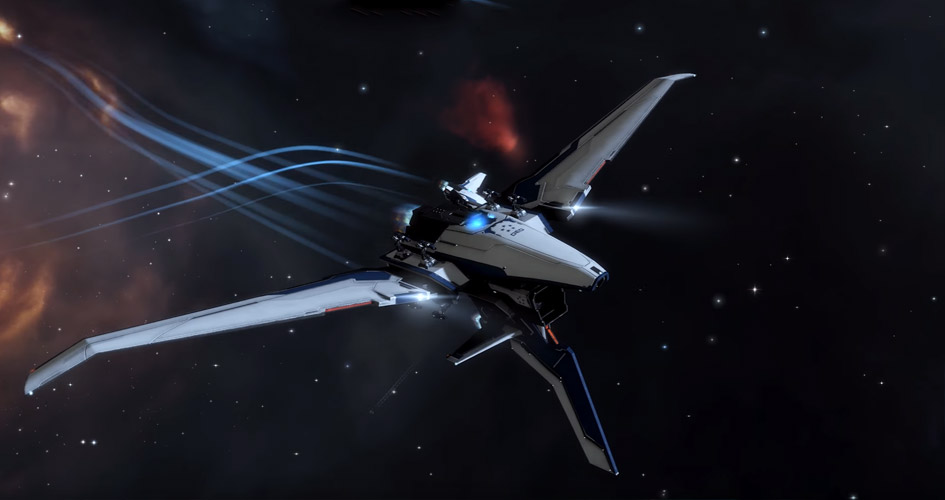 Take a peek at the new CONCORD frigate