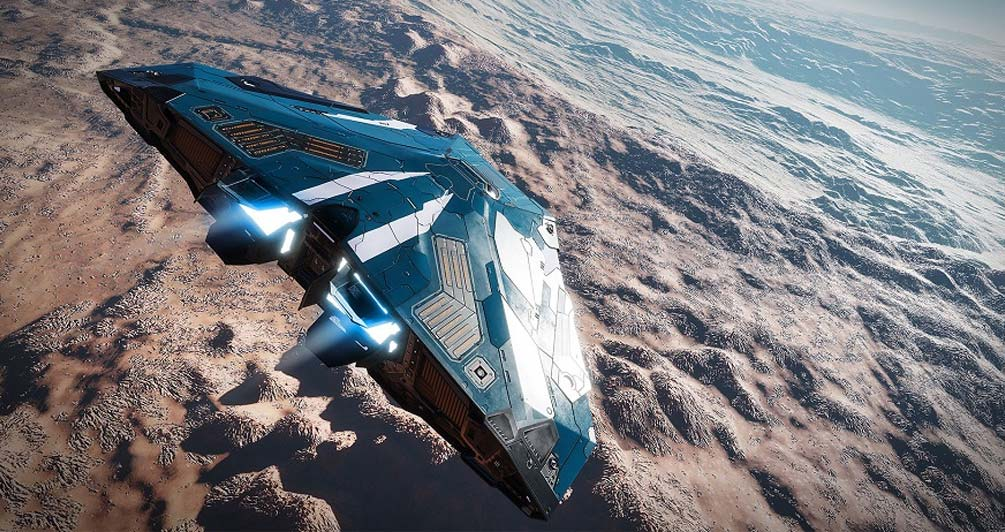 Elite Dangerous: Odyssey Q&A - Ships and vehicles