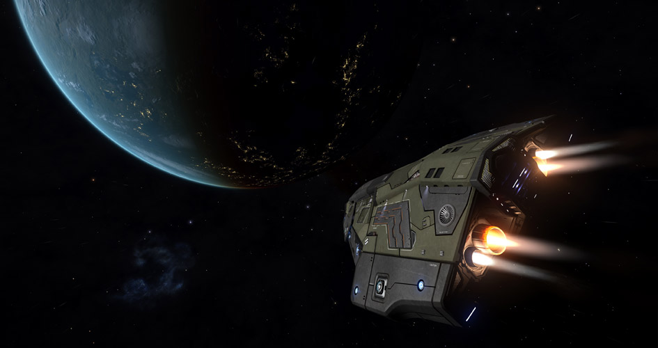 Elite: Dangerous joins the festive season with rare ship skins