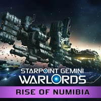 Rise of Numibia - a brand new DLC for Starpoint Gemini Warlords