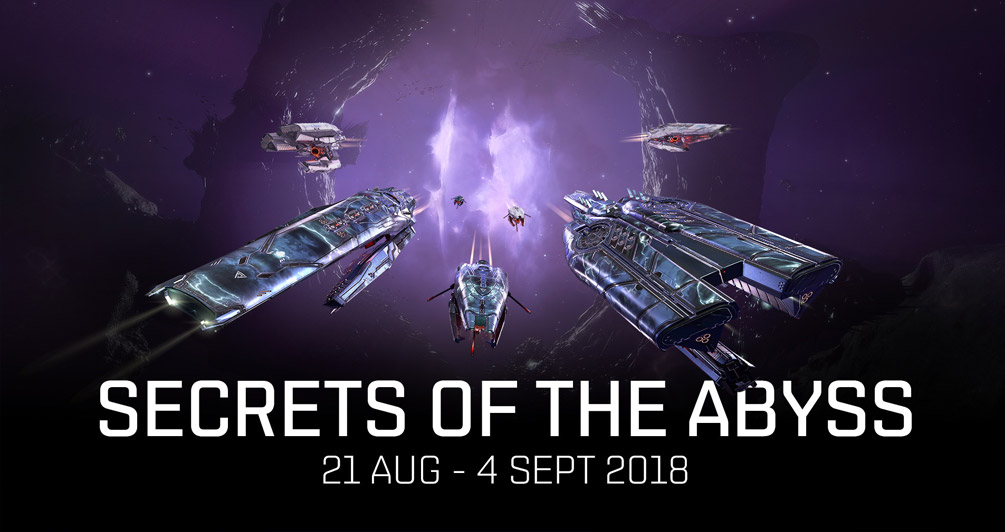 EVE August release features the Secrets of the Abyss - Alpha
