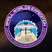 Small worlds expedition